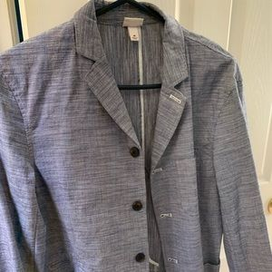 Merona 3 button blazer